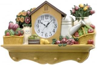 RHYTHM - nástěnné hodiny
